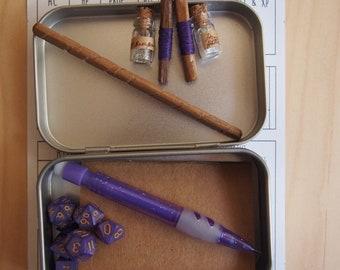 Tiny Adventurer - Monk's Kit