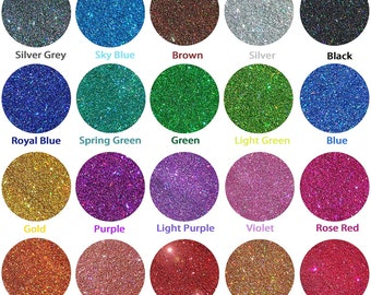 Loose Glitter Upgrade!