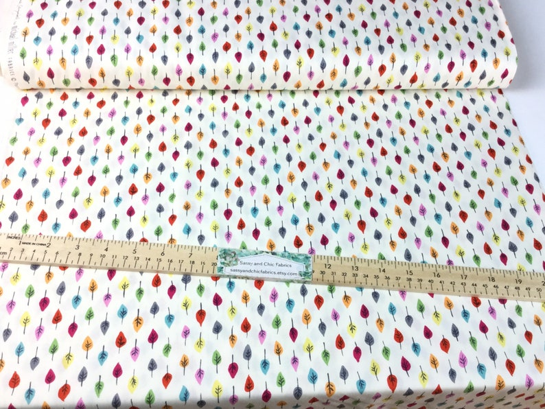 Sweet Thyme Garden Fabric ~ Kashmir Gardens Collection by Sarah Campbell from  Michael Miller Fabrics 100/% Cotton