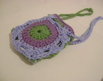 Drawstring Soap Saver Bag