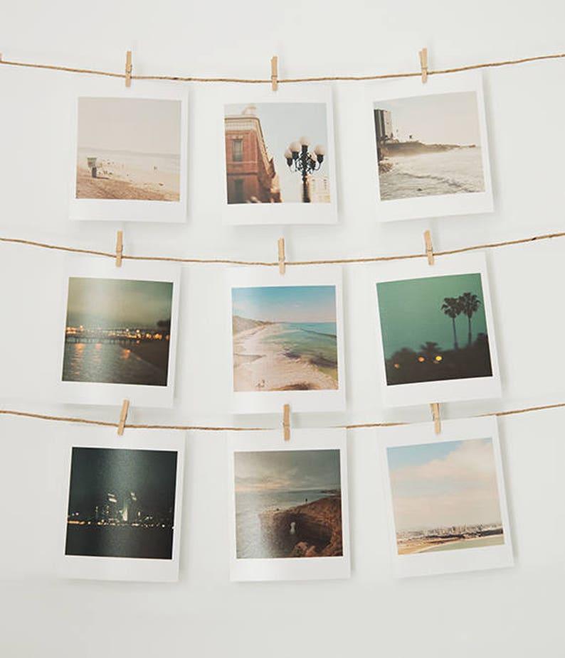 San Diego print set mini prints La Jolla Coronado Sunset image 0