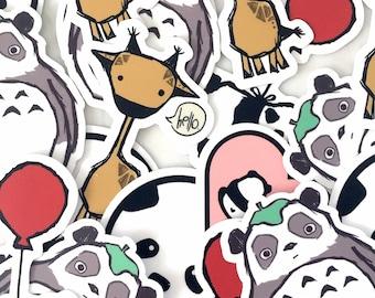 Steppie Sticker Pack
