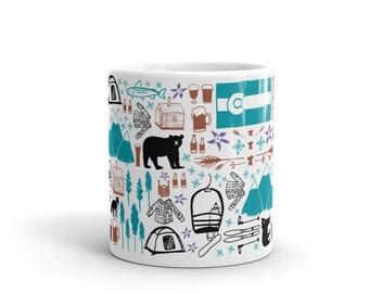 Colorado Mug, Colorado Coffee Mug