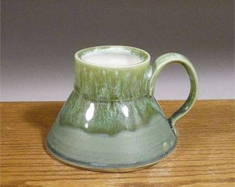 Stoneware, Handmade, 16oz, Pottery Mug, Coffee Mug, Beer Mug , Tea Cup. Great Beer or Coffee Lovers Gift !