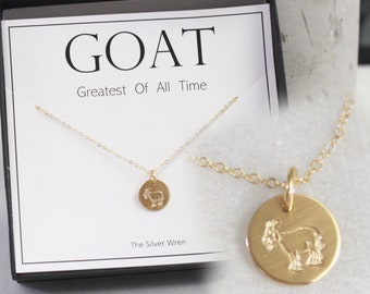 Goat Gift Necklace