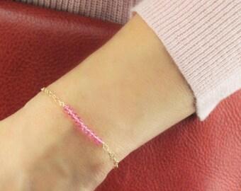 Genuine Birthstone Bracelet