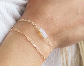 Genuine Opal Bracelet