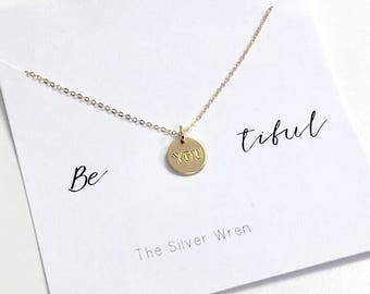 Jewelry Gift, Gift for Her, Charm Necklace, Best Friend Gift, Tween Gift, Best Friend, Sister, Gift Jewelry, Dainty necklace, Gift for Women