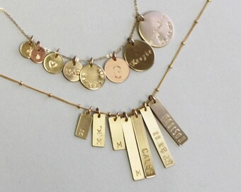 Add another charm - Add on Charm- Initial and Name Charms in Gold, Silver and Rose, The Silver Wren