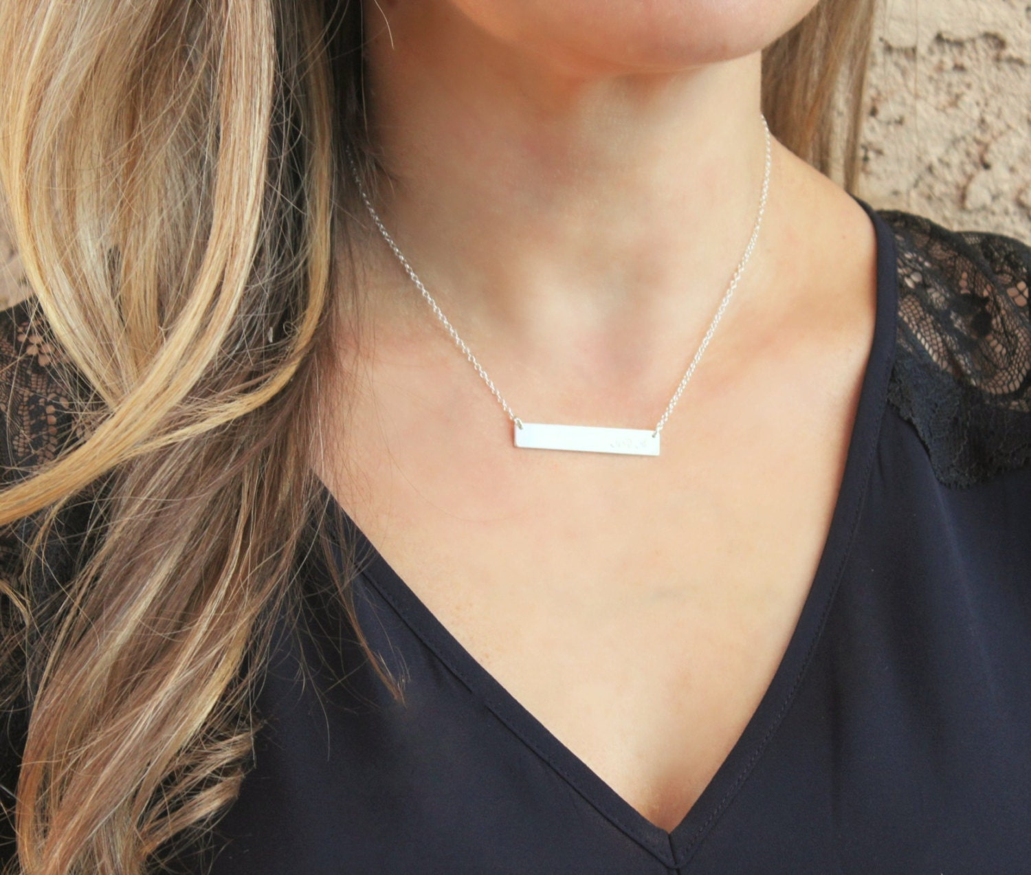 Silver Necklace c7a047aab