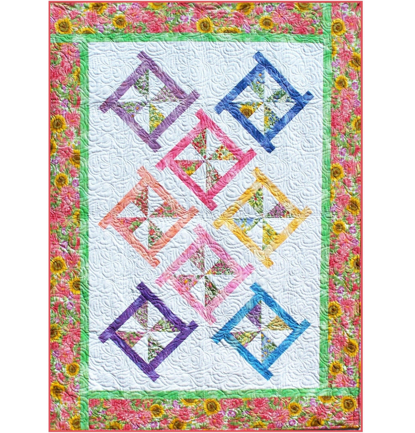 Priceless image in printable quilt