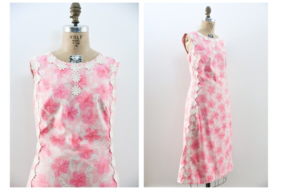 Vintage 60s Lilly Pulitzer Dress / vintage Lilly P