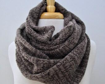 Infinity Scarf - Cashmere & Merino Wool