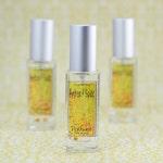 Amber & Spice Perfume | Notes of Amber, Vanilla, Sandalwood, Clove, Cinnamon, and Honey