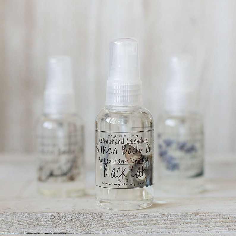 Silken Body Oil  Your Choice of Scent image 0