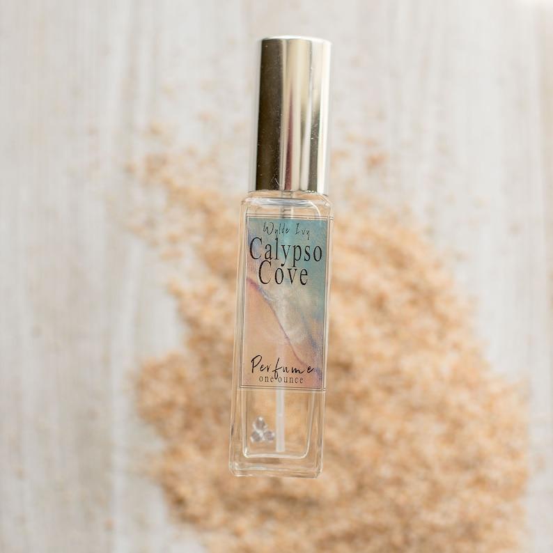 Calypso Cove Perfume  NEW Summer Inspired Fragrance of Sugar image 0