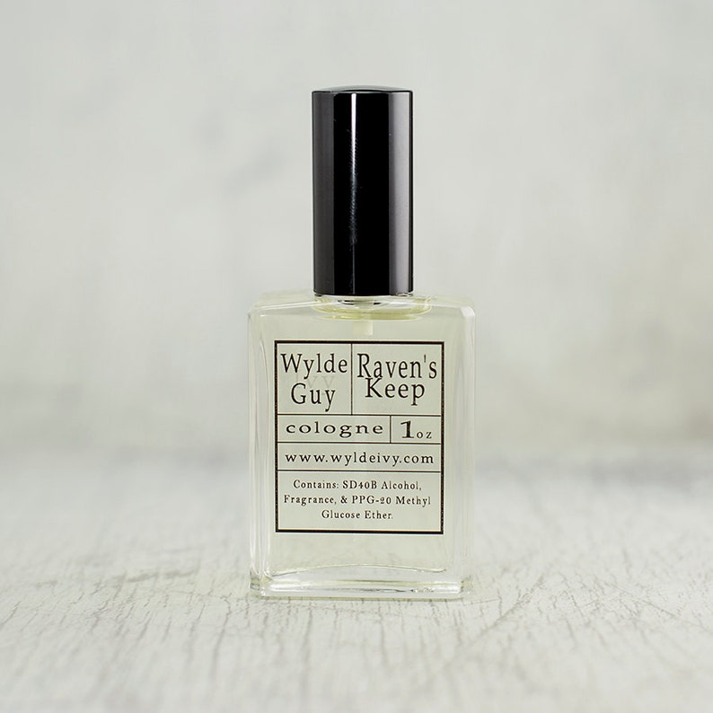 Raven's Keep Wylde Ivy Guy Men's Cologne 1oz with image 0
