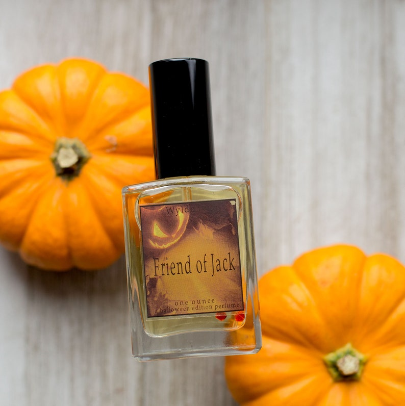 Friend of Jack Perfume  Halloween Limited Edition Inspired by image 0