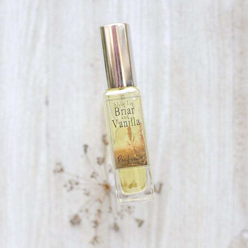 Briar  Vanilla Perfume  Notes of Vanilla Cedar Oakmoss image 0