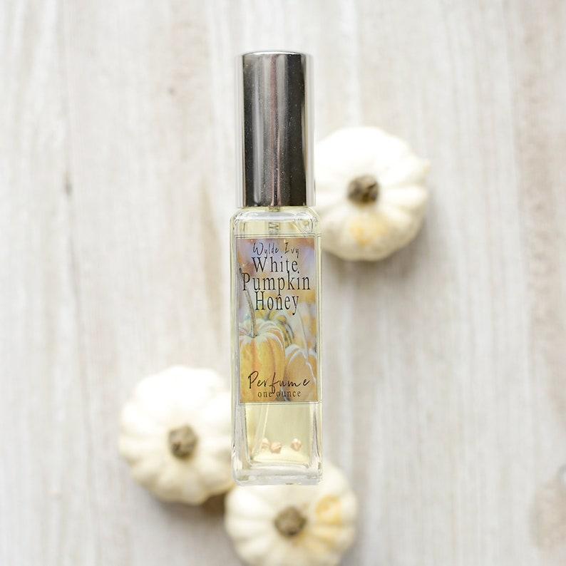 White Pumpkin Honey Perfume  Notes of Pumpkin Honey Cream image 0