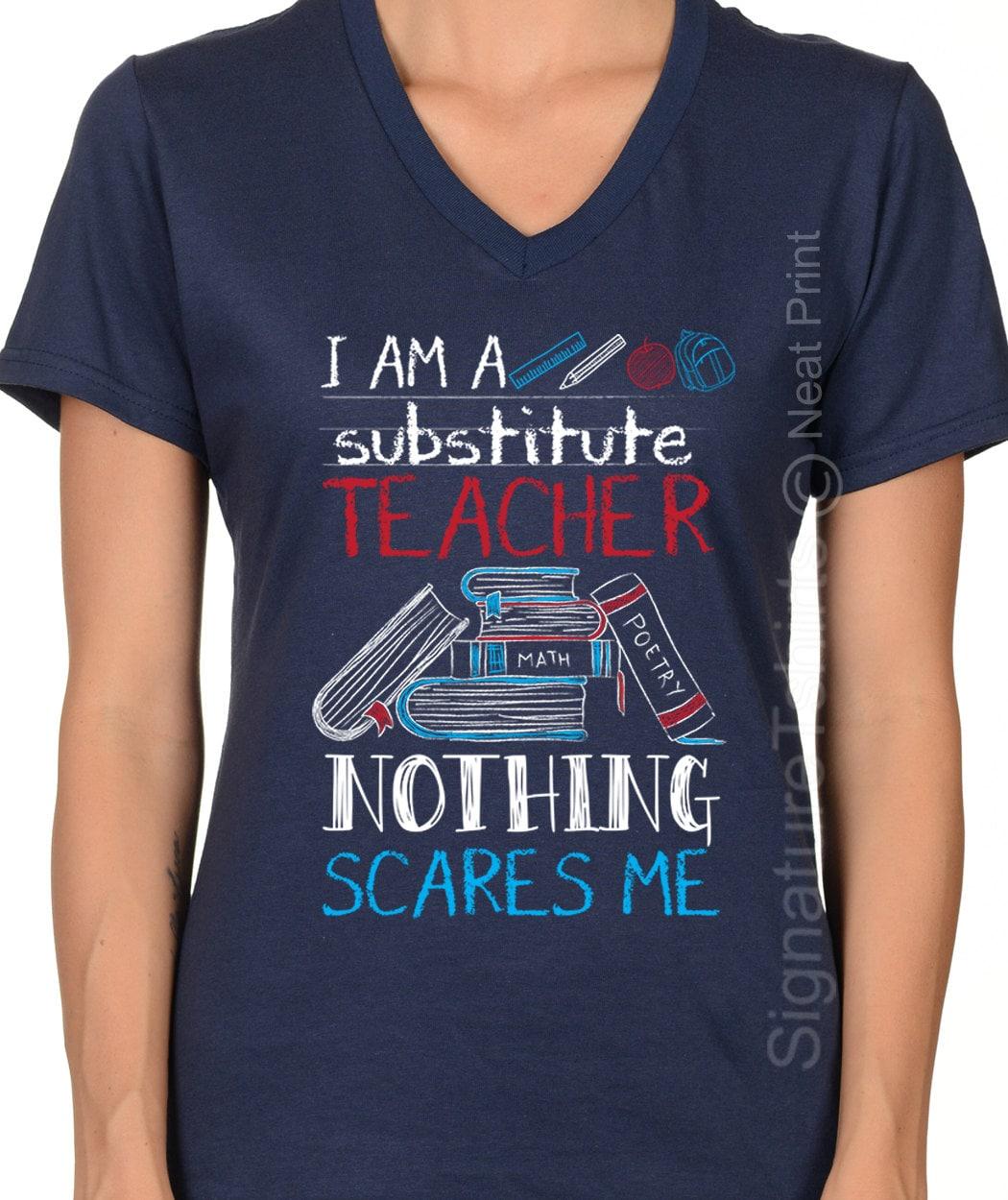 Lehrer-Geschenk lustige Geschenk für Lehrer-T-Shirt Damen   Etsy