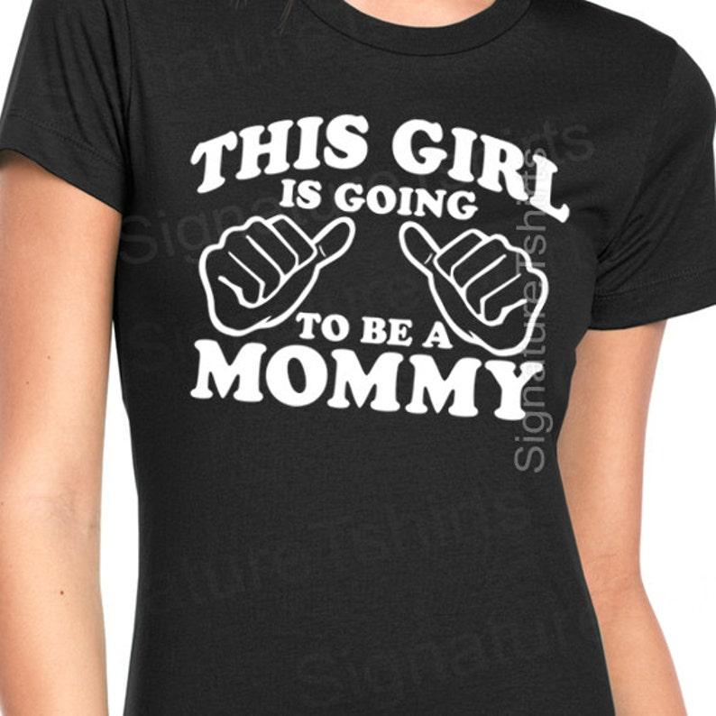 f72d1c97b New Mom to be New Mommy tshirt t shirts shirt shirts Baby   Etsy