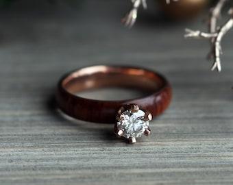 Wood Wedding Rings.Womens Wooden Wedding Rings Aidainternational Nl
