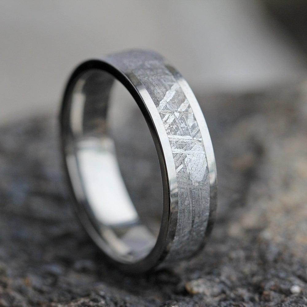 50: Meteorite Wedding Bands Cheap At Reisefeber.org