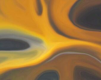 Geothermal Dissolution - Archival Fine Art Print