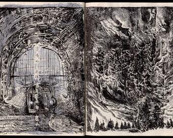 Travel Book III : Europe, Taiwan |  Artist's Book - Travel Sketchbook - Road Comics - 2nd Edition