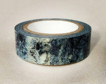 Inner Taiwanese Landscape : Washi Masking Tape One Roll (15 mm) = The Significant Travel