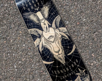 Ouija Board - Skate Deck