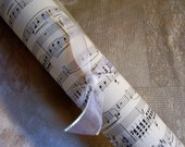 Vintage 1892 Italian  Sheet Music