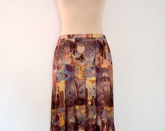 Vintage Fairytale  Fantasy Skirt