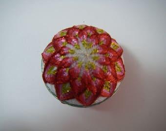 Mini hand made Temari(pink)