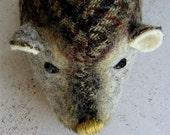 Wee Hedgehog - Country Seat Tartan