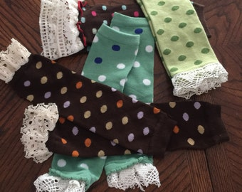 cd790fef7 SALE 1 2 price Infant - Toddler leggings leg warmers