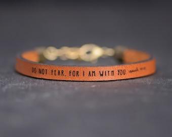 Bible verse bracelet | Etsy