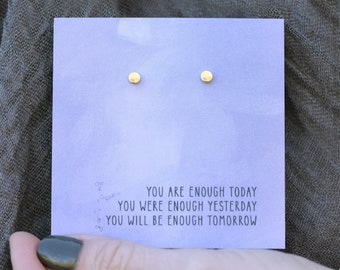 You Are Enough Mental Health Gift