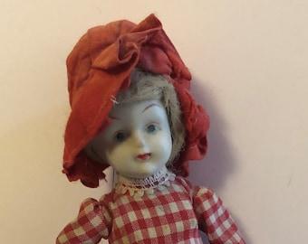 Bisque POCO Doll