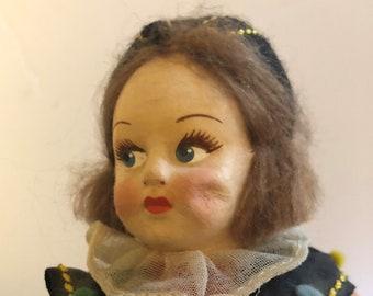 German Costume Doll