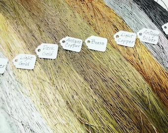 FINE French Wire, Silver, Gold, Brass, Copper, Black, Goldwork Embroidery Zardozi, Gimp, Bullion, Purl, protect thread .70 mm