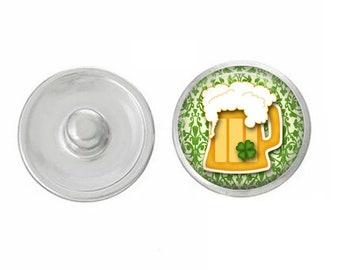 Saint Patricks Day - Irish - Four Leaf Clover - Beer - Pot of Gold - Leprechaun - Green - Kiss me I'm Irish - Handpressed - Gingersnaps