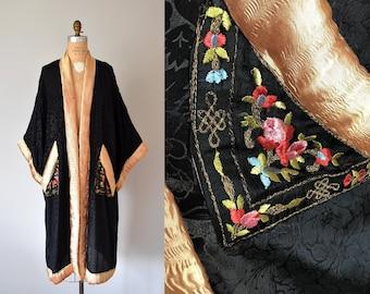 Camilla 1920s kimono robe c2a31574b