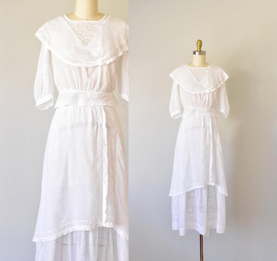 Isobel edwardian blouse and skirt, edwardian dress