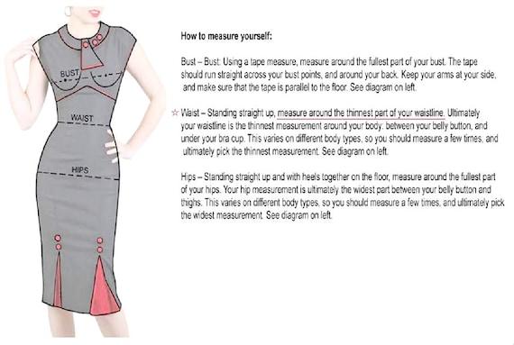 Josephine cotton wrap dress, 1950s dress, 50s cot… - image 10