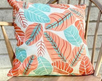 """Mara 18"""" Hand Printed Cushion Cover"""