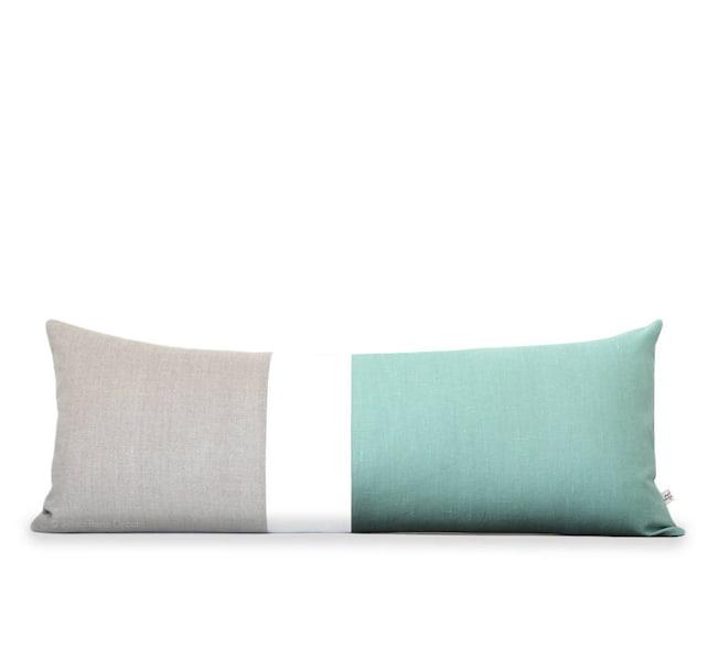 Extra Long Decorative Pillow