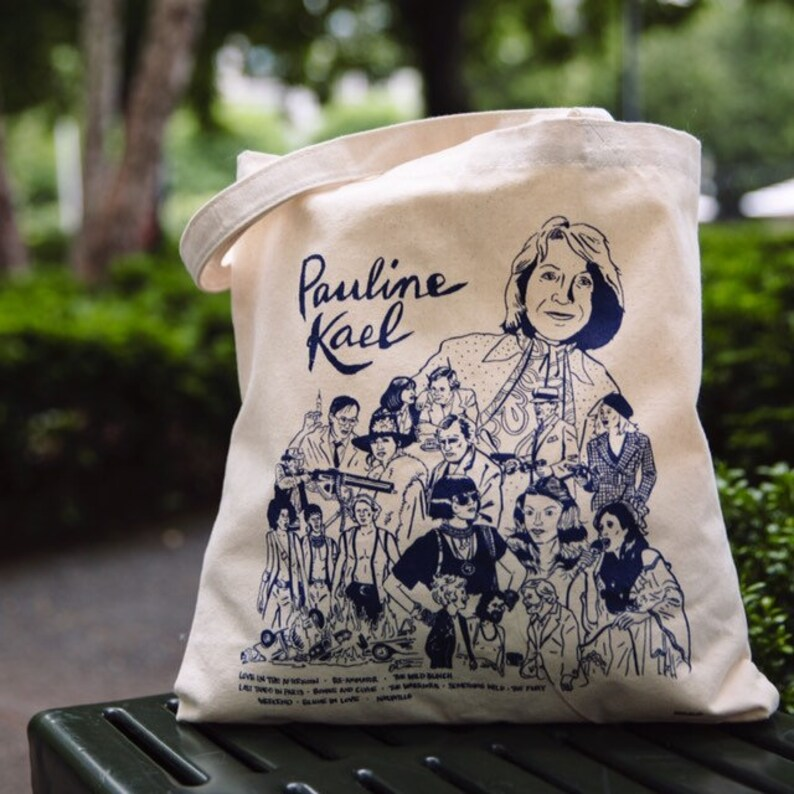 Pauline Kael tote