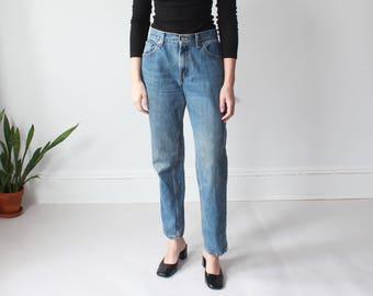 vintage Levi 550 jeans | vintage tapered levi jeans, small